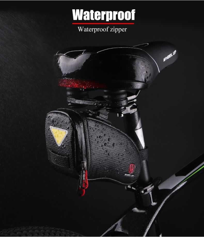 Waterproof Saddle Bag