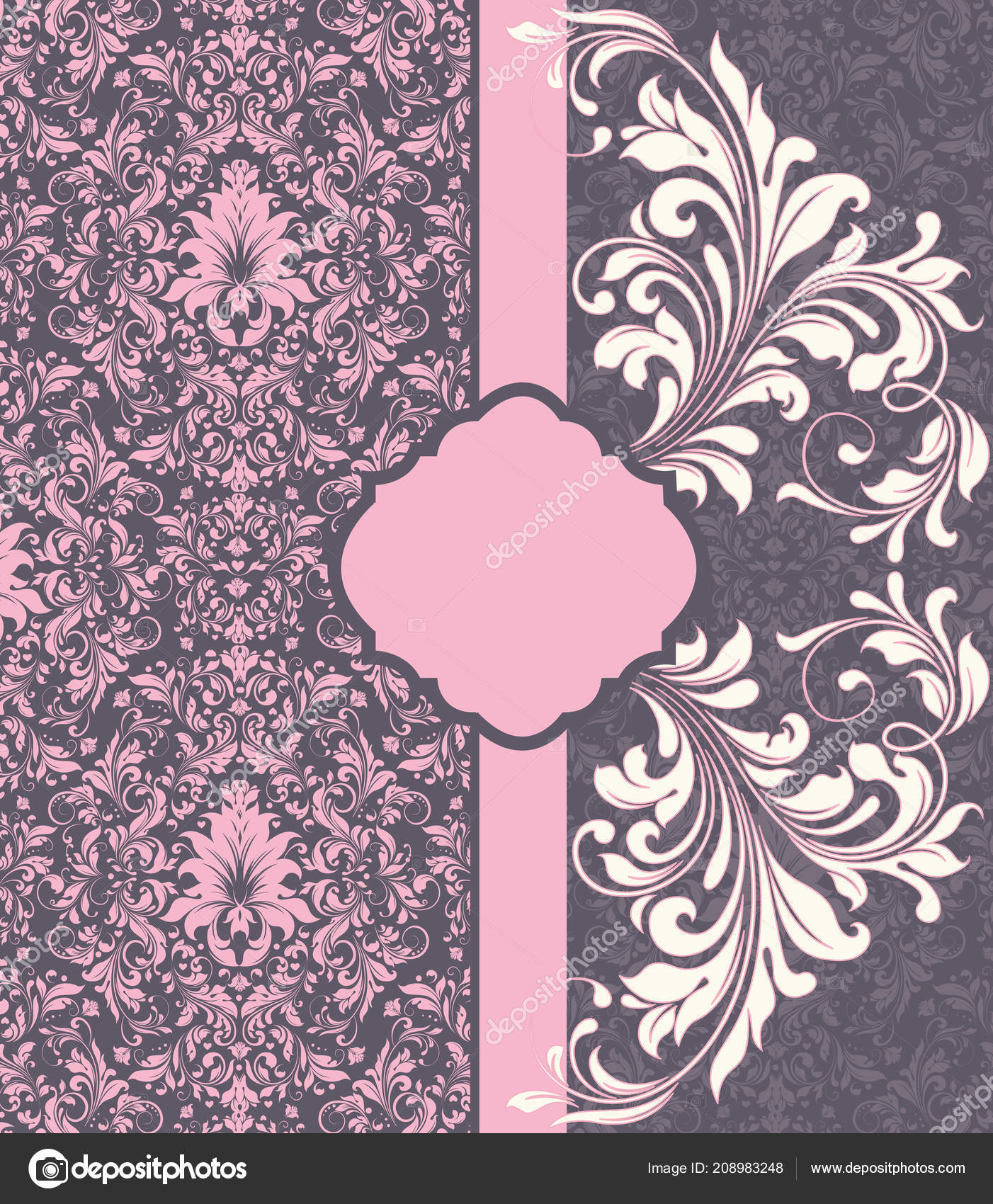 https depositphotos com 208983248 stock illustration vintage invitation card ornate elegant html