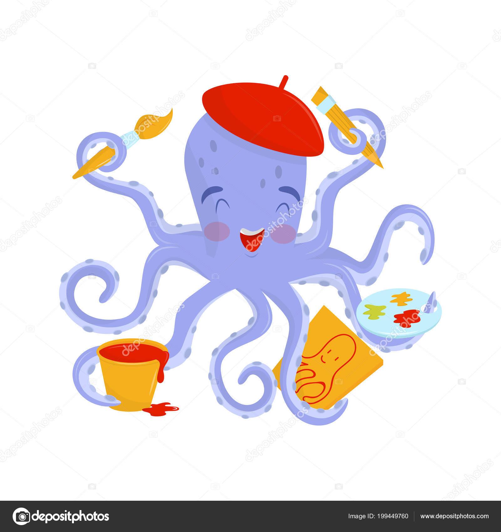Animal Sea Animal Octopus