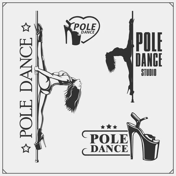 Download Pole dance logo Stock Vectors, Royalty Free Pole dance ...