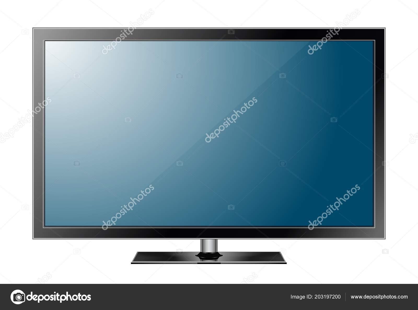 Realistic Screen Modern Stylish Led Type Large Computer Monitor