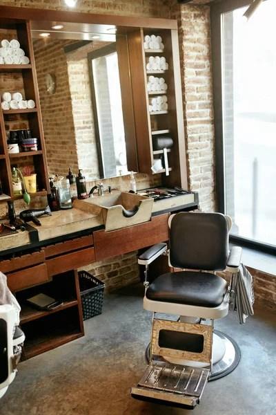 barber shop interior men beauty hair