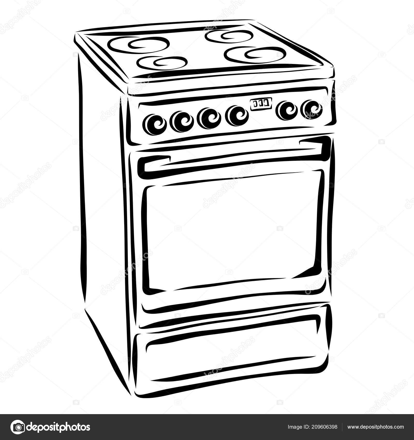 Electrodomesticos Cozinha Fogao Eletrico
