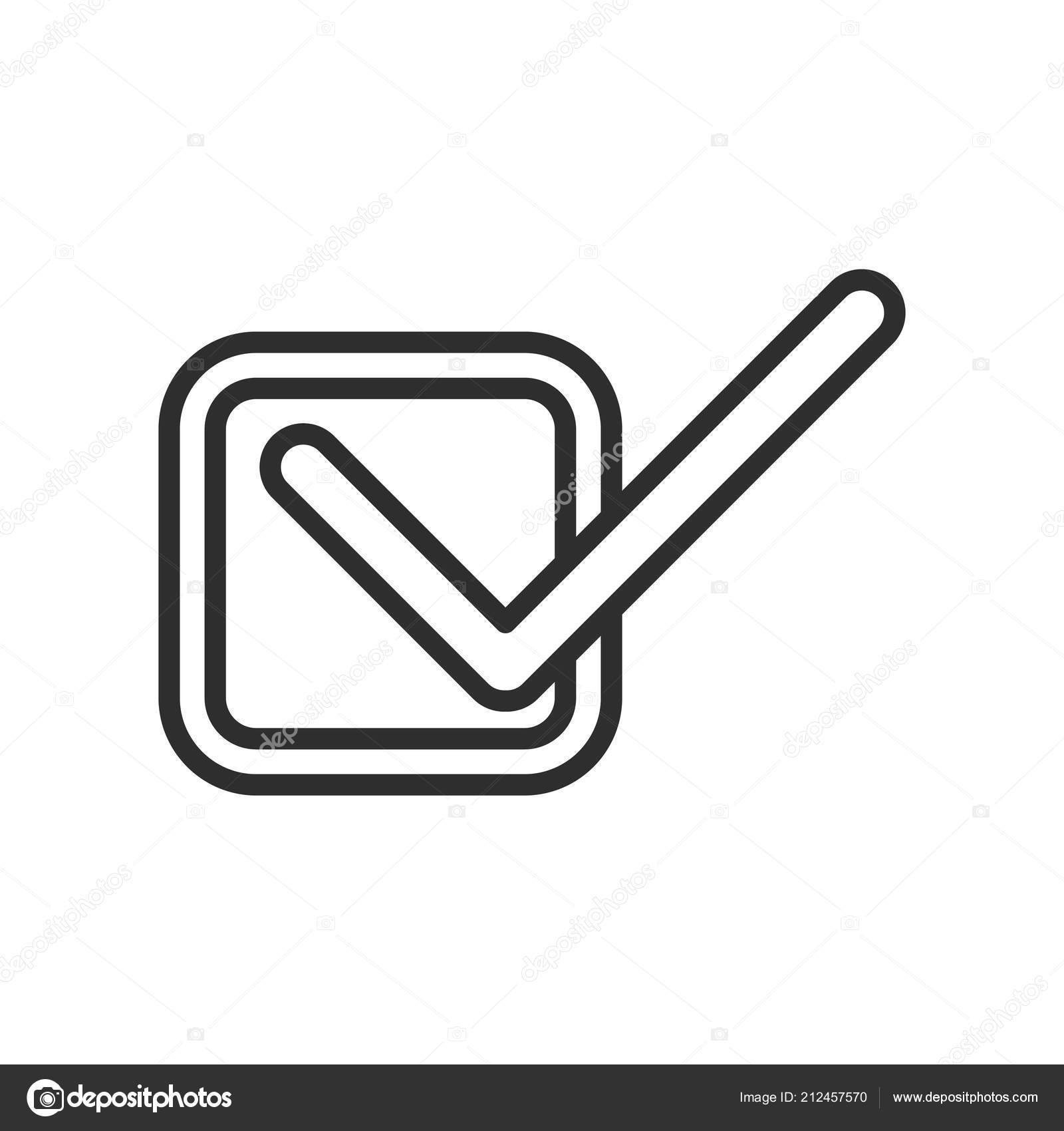 Icon Tick Mark