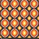 Mid Century Modern Art Vector Background Abstract Geometric