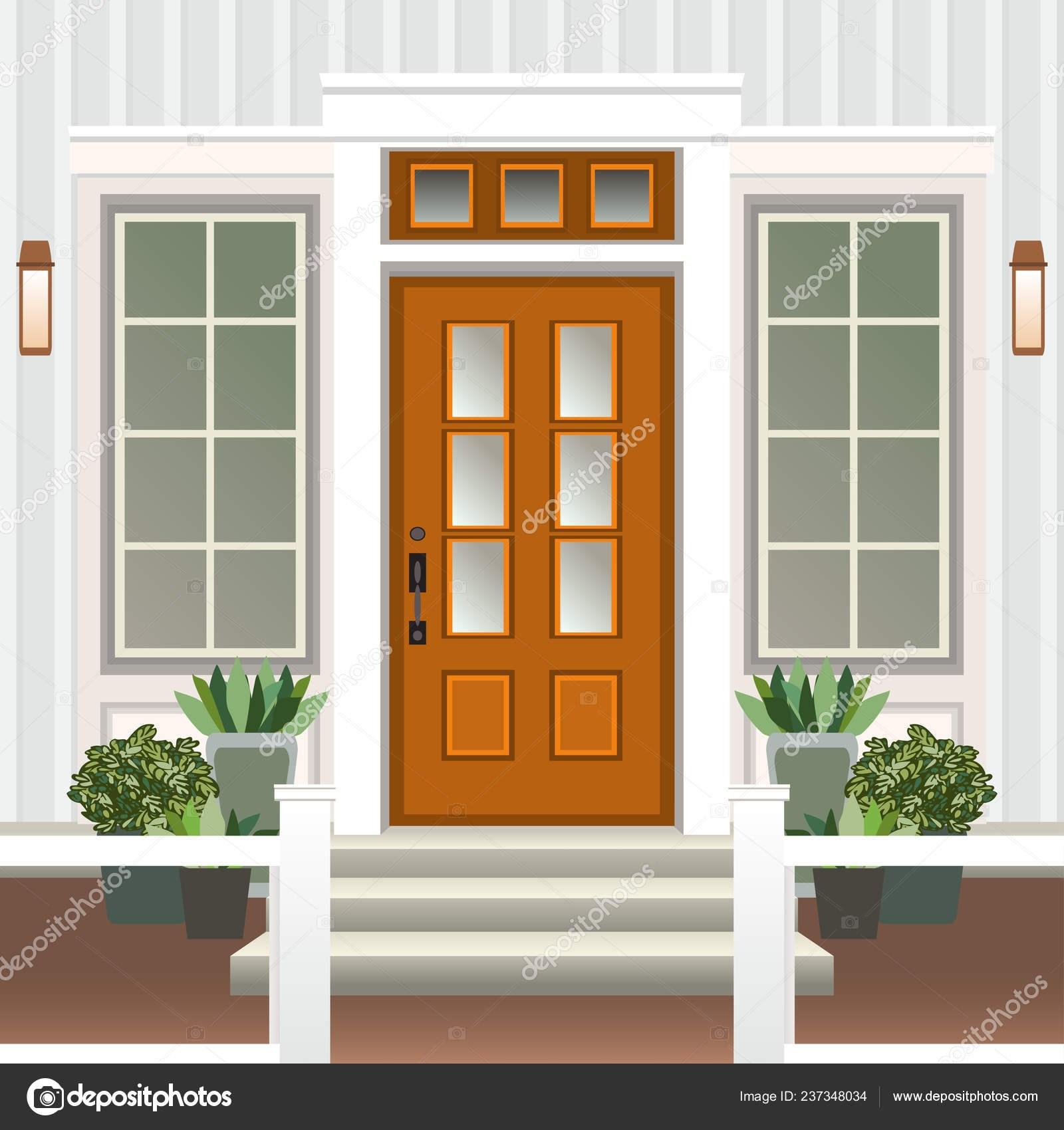 Steps Outside Front Door House Door Front Doorstep Steps Porch | House Steps Design Outside | Renovation | Fancy | Second Floor | Interior | Patio
