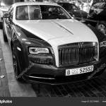 Luxury Car Rolls Royce Wraith Next To Dubai Mall Rolls Royce Is Famous Expensive Luxury Automobile Brand Car Stock Editorial Photo C Stetsik 202104960