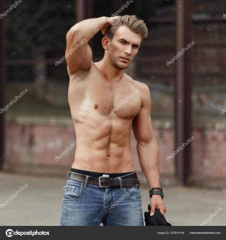 Image result for man with muscles