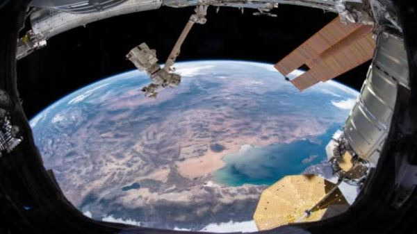 Planet Earth Seen Iss International Space Station Earth ...