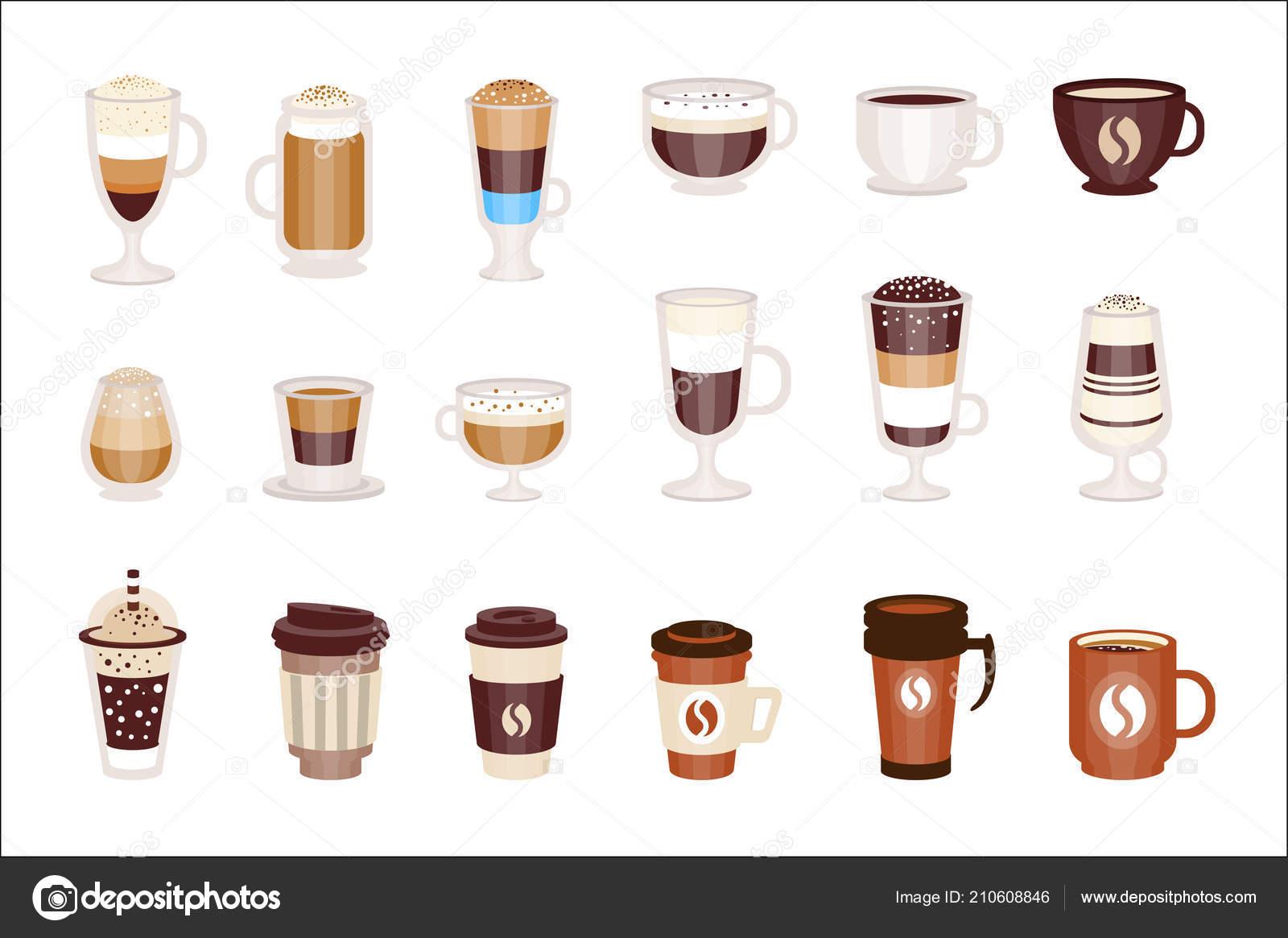Kafe Cafe Kahve S Cak Ve So Uk Kokteyl Menu Yelpazesine