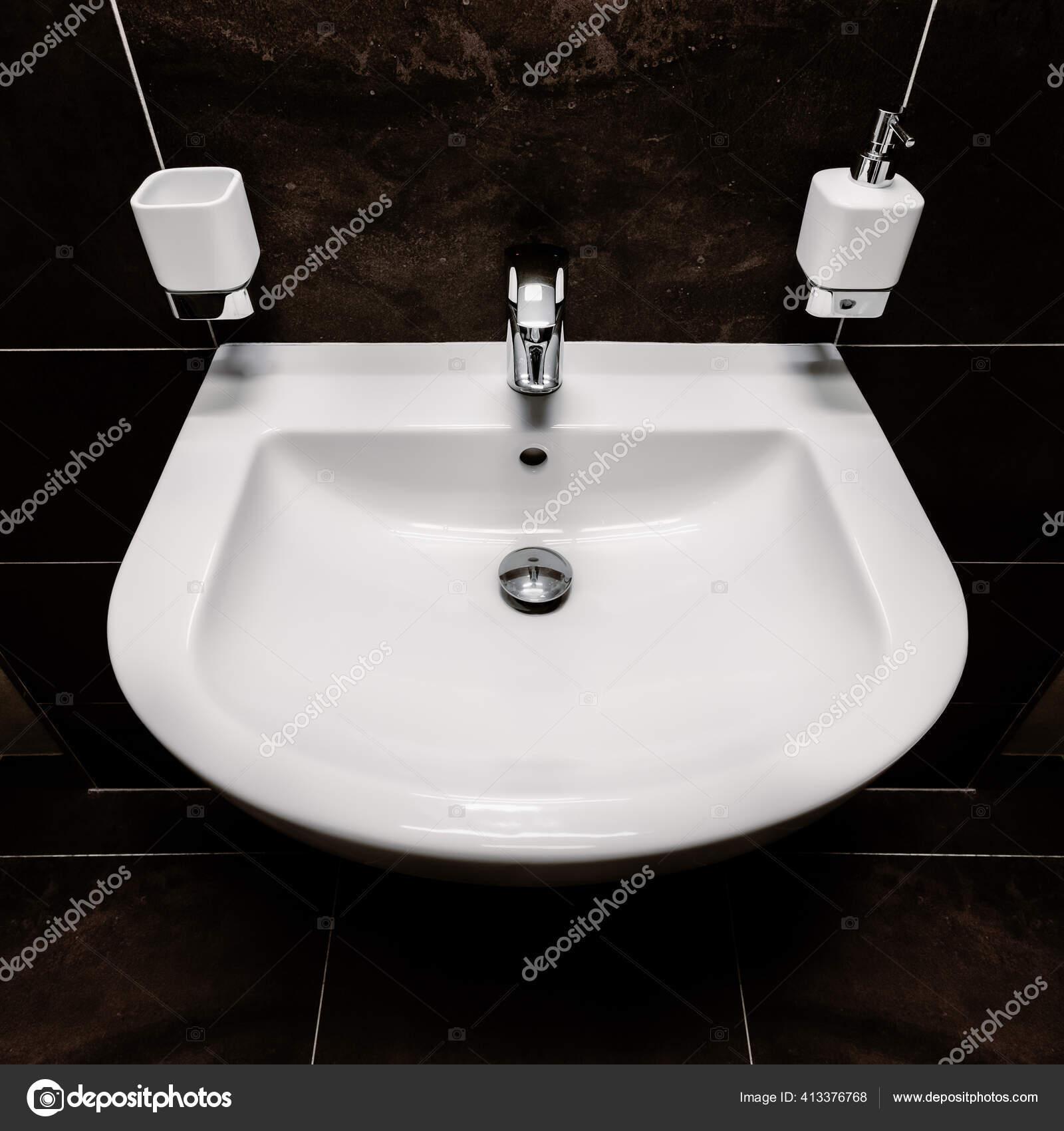 https depositphotos com 413376768 stock photo medium size shaped washbasin white html