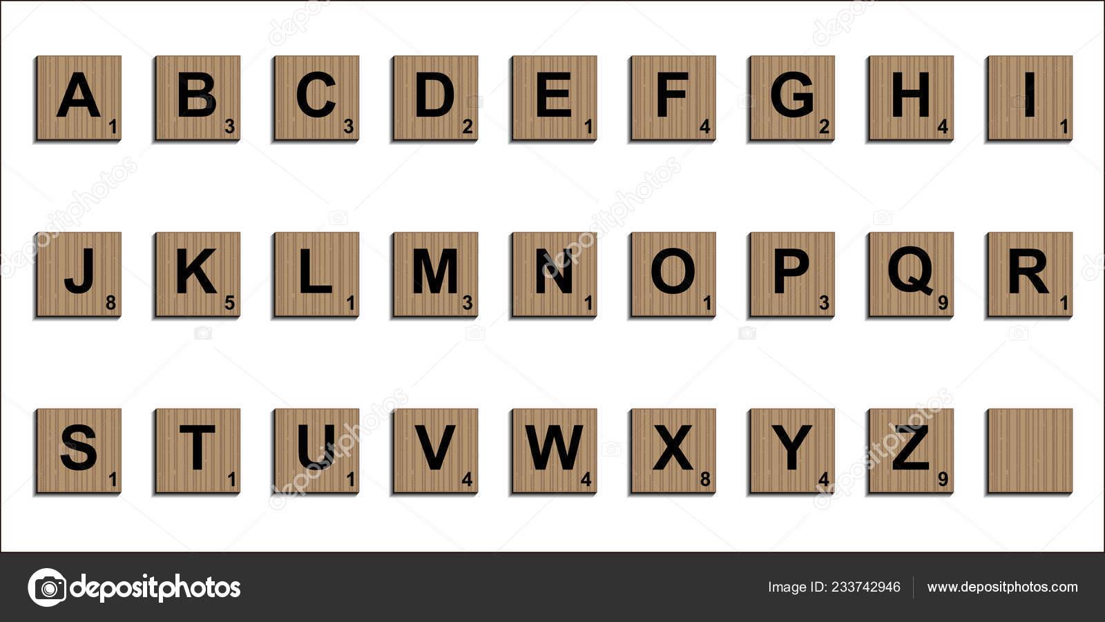 https depositphotos com 233742946 stock illustration wooden scrabble tiles alphabet letters html