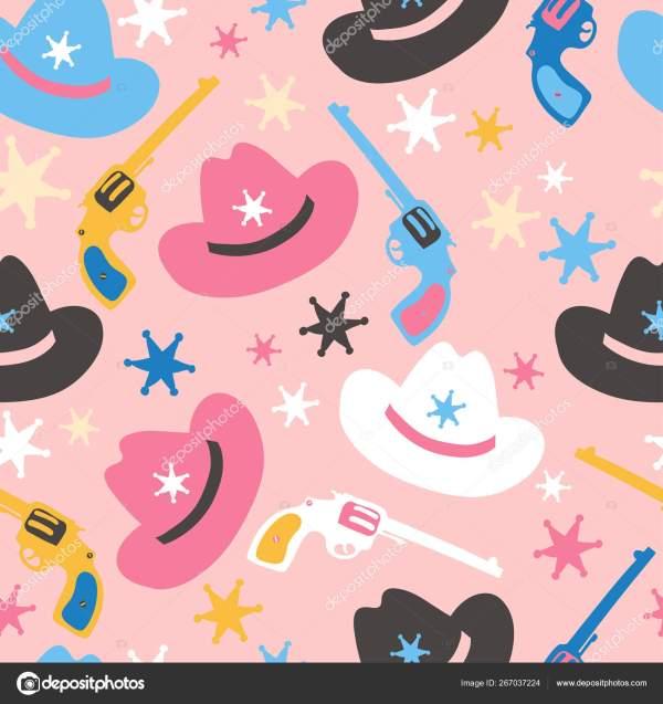 cowboy hat pattern # 40
