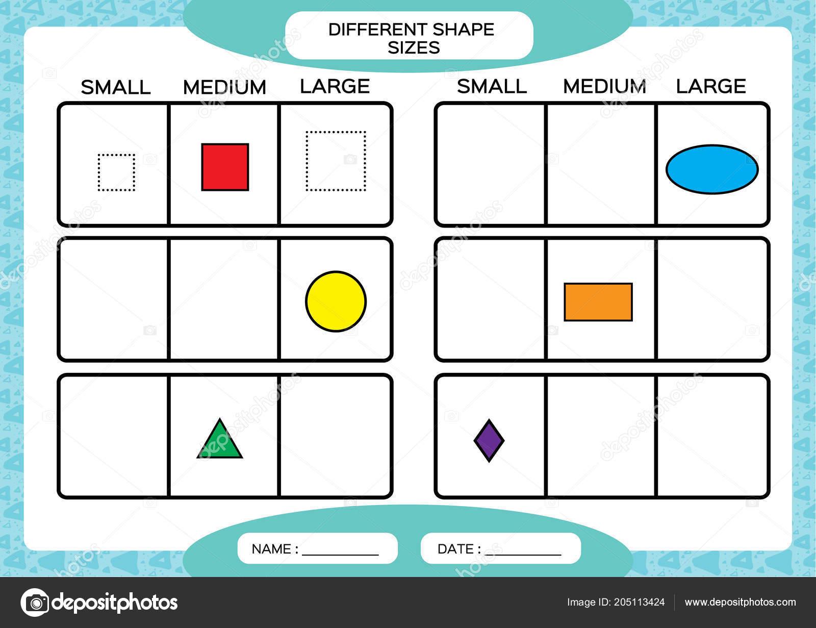 Practice Drawing Circles Worksheets