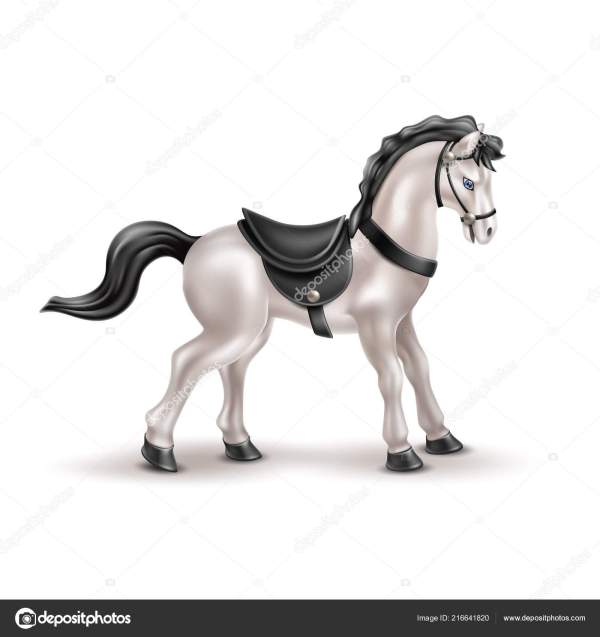realistic horse toy # 67
