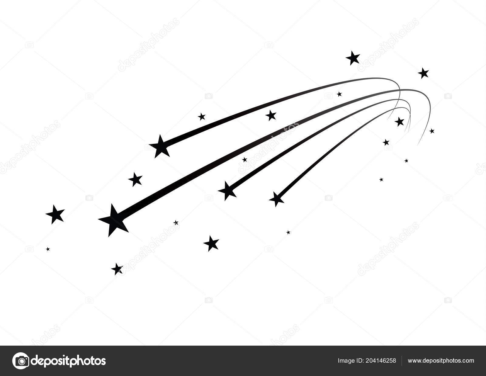 Meteorito Vector