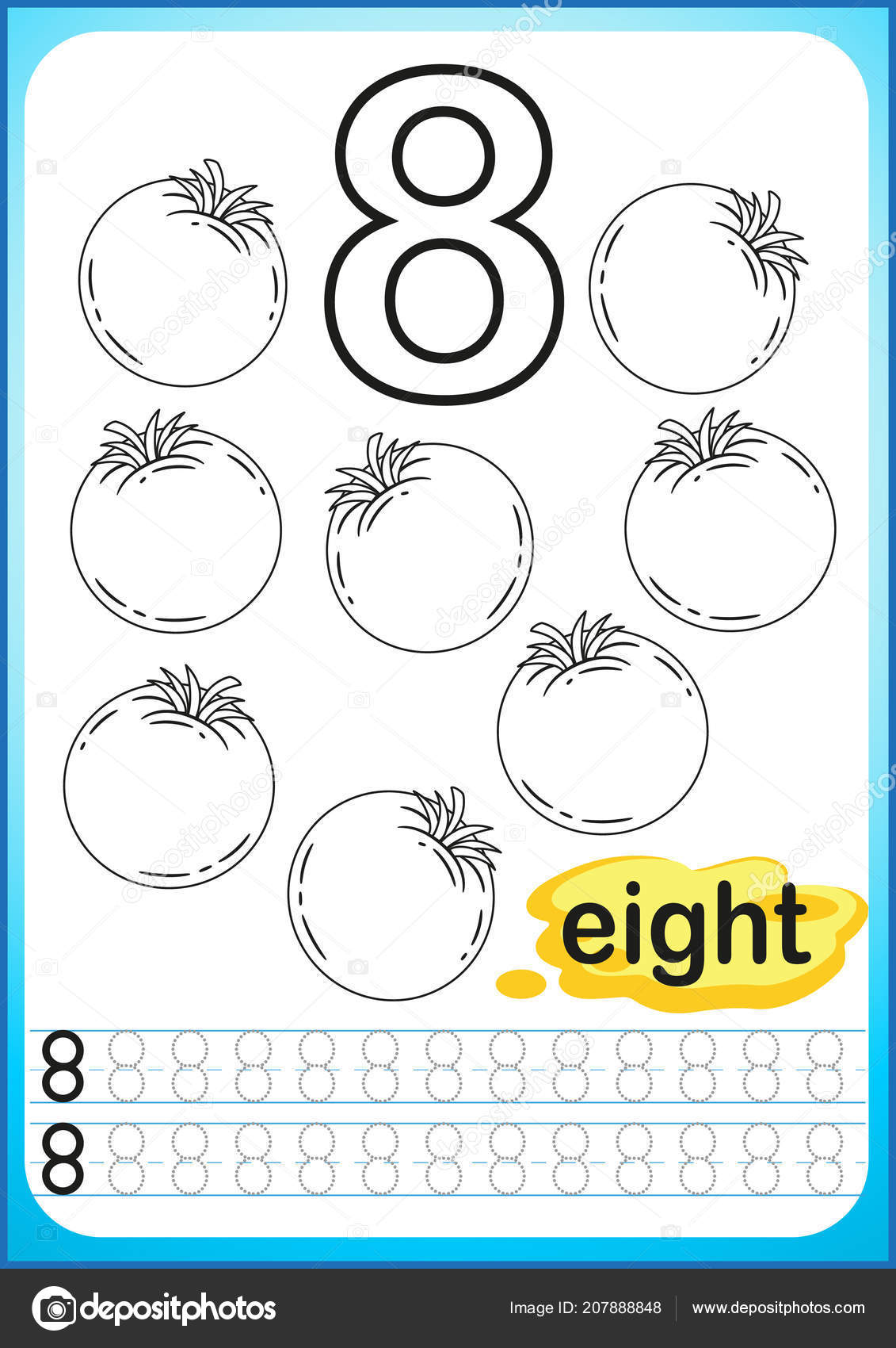 Printable Worksheet Kindergarten Preschool Exercises