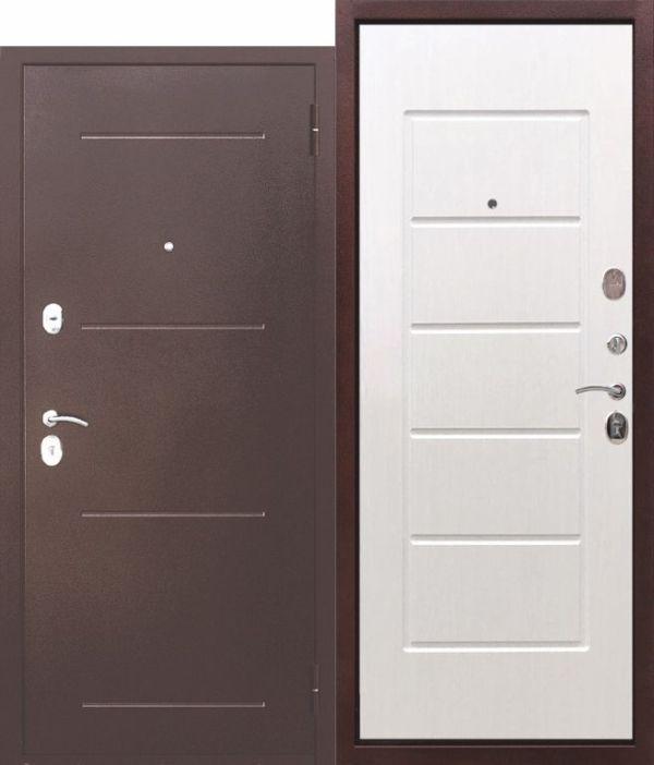 Входная металлическая дверь в квартиру МДФ Стандарт+ Гранд ...