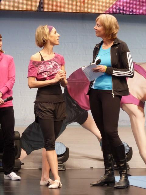 Alessandra und Gabi Papenburg.