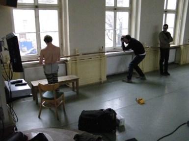... wurden noch ein paar Fotos am Fenster geschossen.