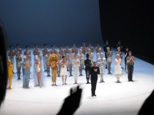 Choreograph Giorgio Madia