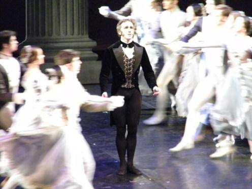 Mikhail Kaniskin als Onegin