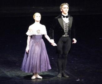 Tatjana: Nadja Saidakova & Onegin: Mikhail Kaniskin