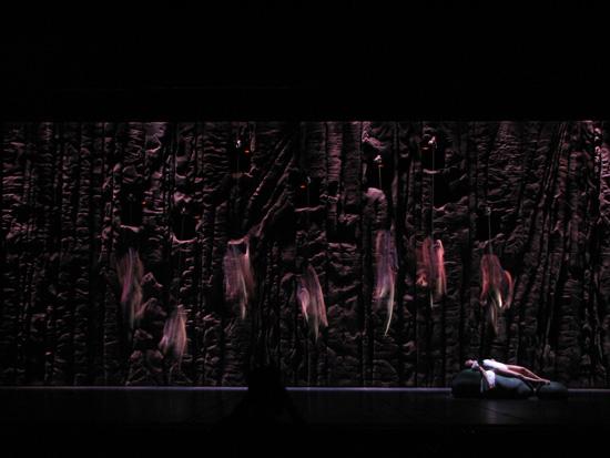 ... dynamischen und vertikalen Choreographie.