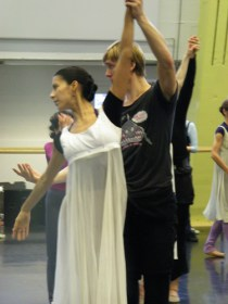 Elisa Carrillo Cabrera & Dmitry Semionov.