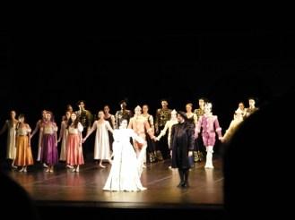 Lady & Lord Capulet: Beatrice Knop & Tomas Karlborg