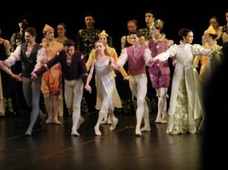 Die tollen TänzerInnen!