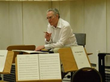 Dirigent Alexander Vitlin.