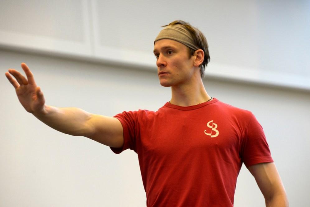 Dmitry Semionov als Wotan