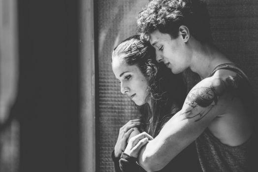 Danielle Muir und Konstantin Lorenz