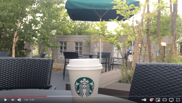 starbucks youtube asahikawa