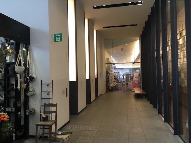 札幌紀伊國屋 エレベーター