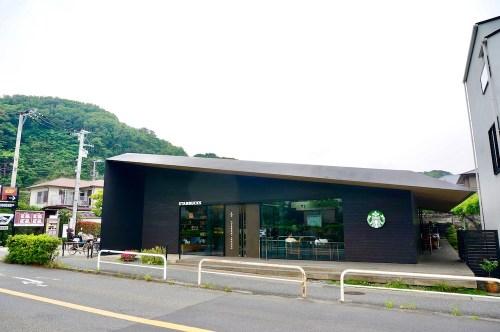 リージョナルランドマークストア 鎌倉御成町店 スタバ