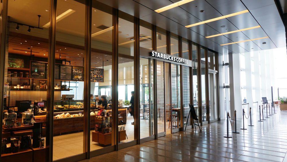 日本一高い 名古屋駅 名古屋JRゲートタワー店 スタバ