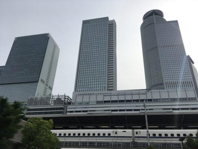 JR名古屋駅 新幹線口