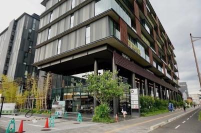 TSUTAYA京都リサーチパーク店 スタバ