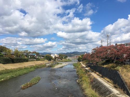 京都 高野川