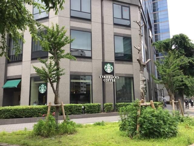 スタバ 桜通り大津