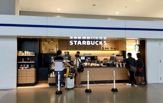 スタバ 関西国際空港国内線ゲートエリア店