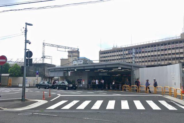 大和 西大寺駅。
