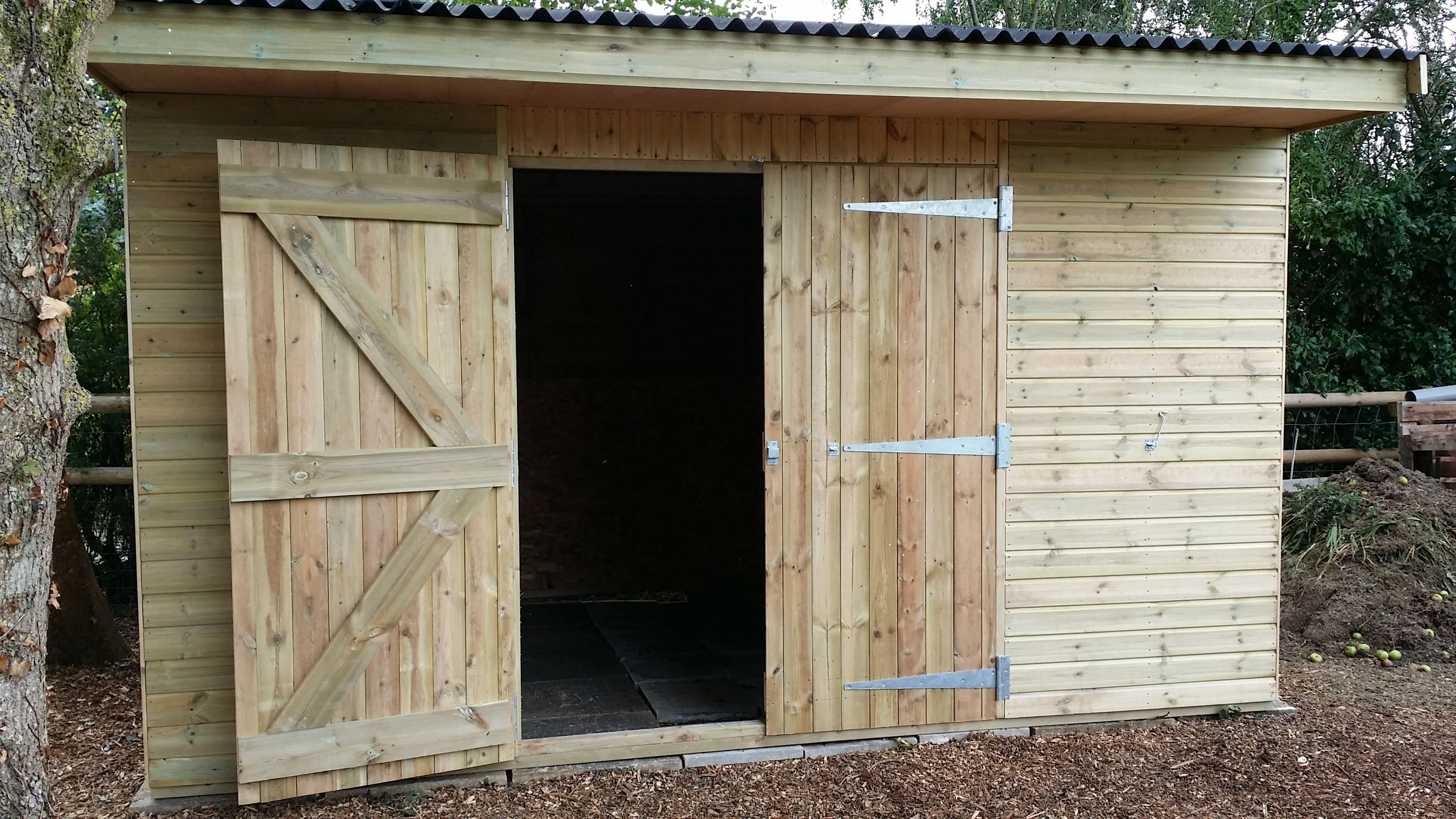 How Build Garden Shed Uk