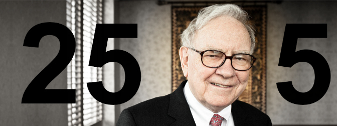 Warren Buffett Rule 5/25