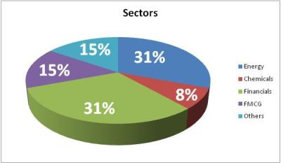 sector allocation in stock portfolio