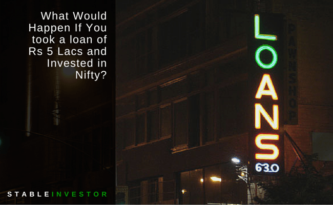 Loan Invest Stock Markets