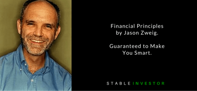 Jason Zweig Investing Principles