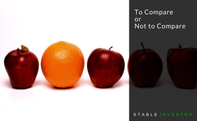 Comparing Stock Portfolios